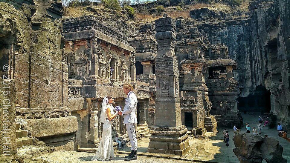 Templo Ellora  - Maharashtra, India