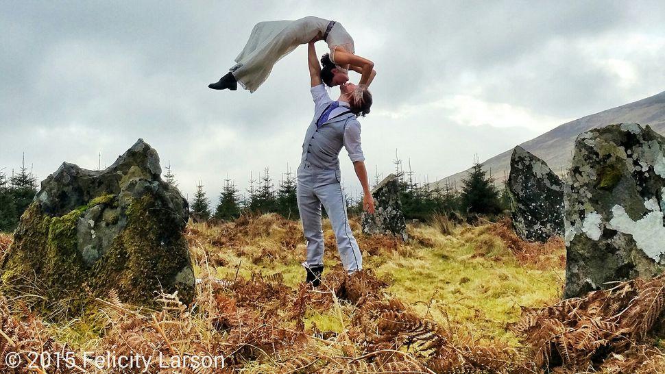 Boleykarrigeen - Montañas Wicklow, Irlanda