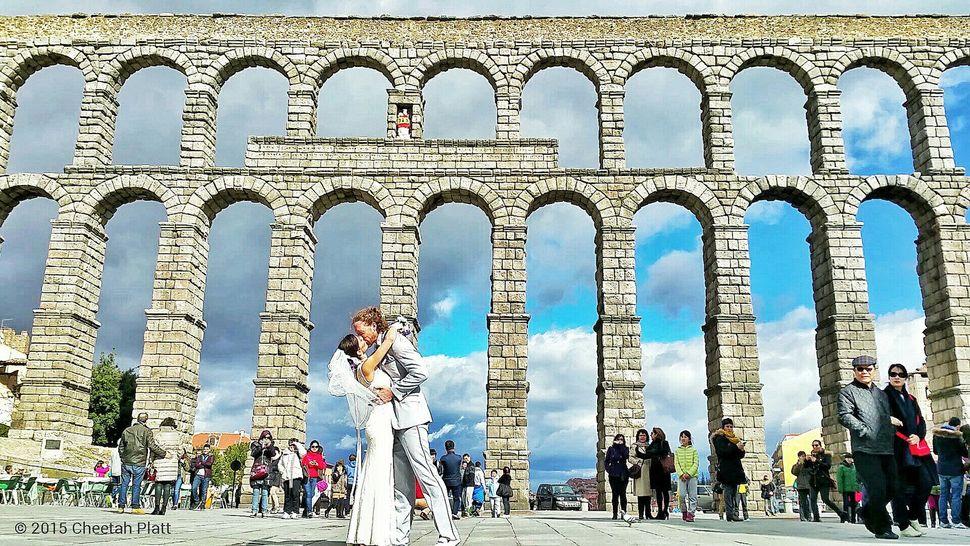 Acueducto Romano - Segovia, España