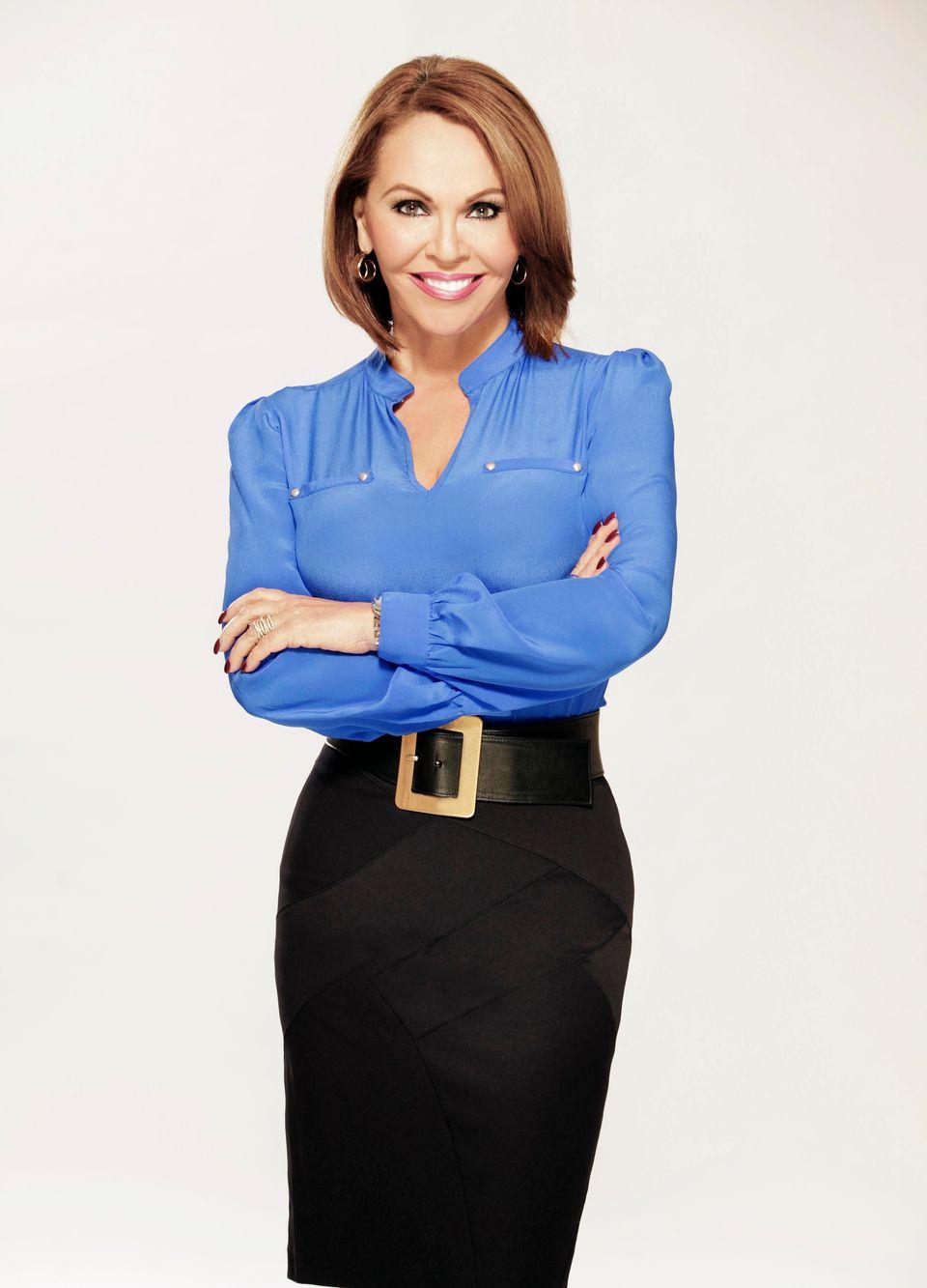"""Seguirá al frente de """"Noticias Univision"""", """"Aquí y Ahora"""", y como presentadora de los especiales relacionados a las próximas"""