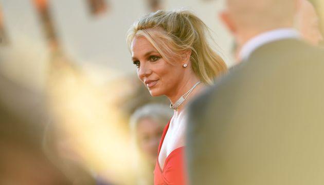 Britney Spears, ici au mois de juillet 2019, est sous la tutelle depuis treize