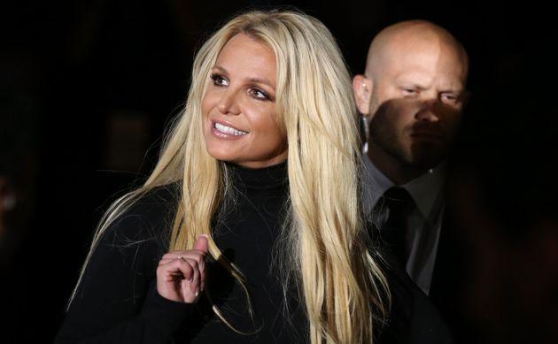 Britney Spears, ici au mois d'octobre 2018, à Las