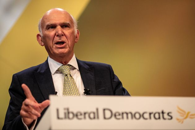 """Former Lib Dem leader Vince Cablehas said there is """"questionable evidence"""" of genocide..."""