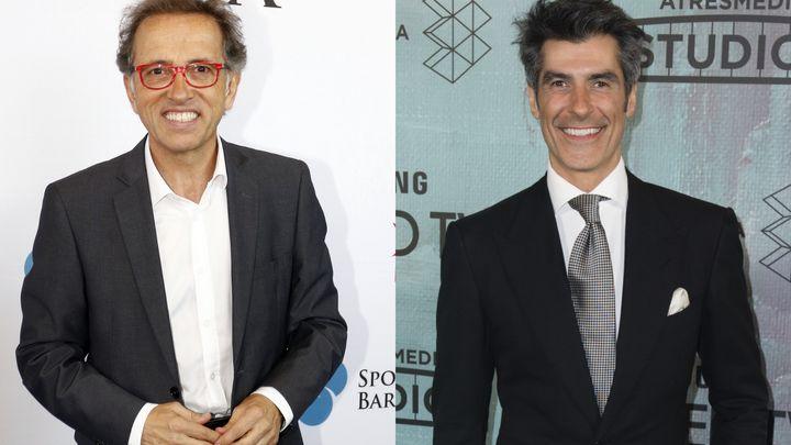 Jordi Hurtado y Jorge Fernández
