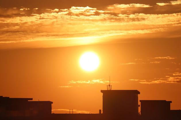 Le mois de juillet est généralement le mois le plus chaud de