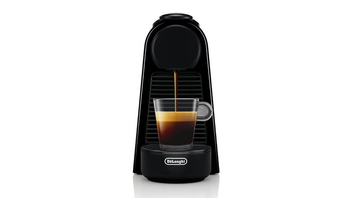 """<a href=""""https://amzn.to/3iJ8MlH"""" target=""""_blank"""" rel=""""noopener noreferrer"""">Get the Nespresso Essenza Mini Coffee and Espresso Machine by DeLonghi for $134.95.</a> &nbsp;"""