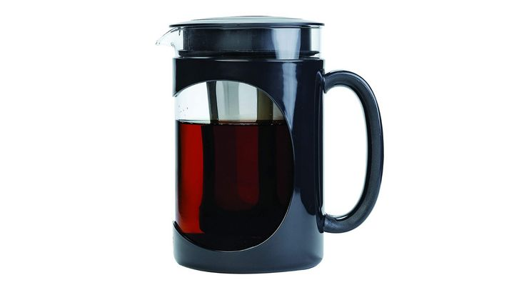 """<a href=""""https://amzn.to/2VU02jR"""" target=""""_blank"""" rel=""""noopener noreferrer"""">Get the Primula Burke Deluxe Coffee Maker for $19.99.</a>"""