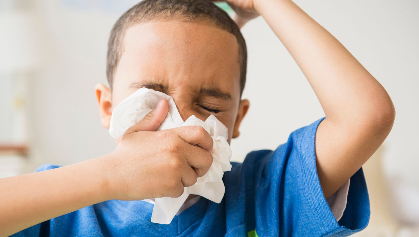 These Are The Symptoms Of The Delta Variant In Kids