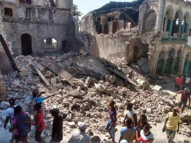 Haiti, tras el