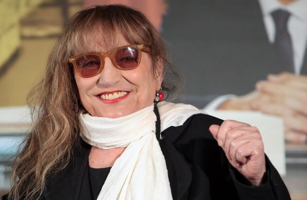 ROME, ITALY - MARCH 13: Actress Piera Degli Esposti attends 'Benvenuto Presidente' photocall at Cinema Adriano on March 13, 2013 in Rome, Italy. (Photo by Elisabetta A. Villa/Getty Images)