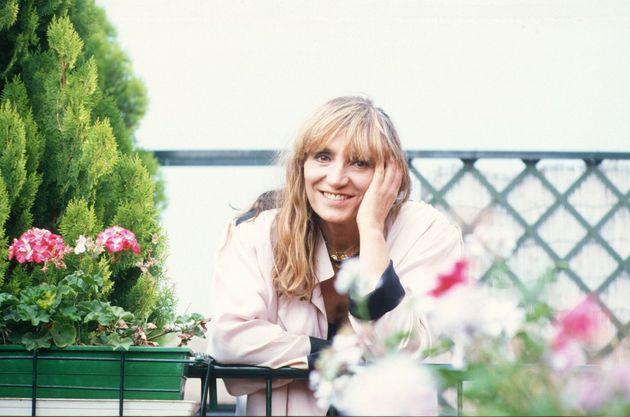 Italian film actress Piera degli Esposti, Roma, Italy, 10th April 1996. (Photo by Leonardo Cendamo/Getty Images)