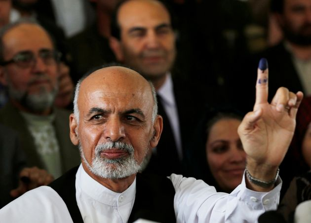 Ashraf Ghani, presidente de Afganistán que se ha marchado del país tras la entrada talibán en
