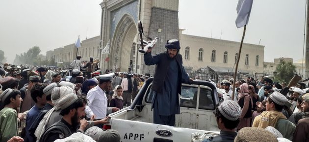 Talebani padroni dell'Afghanistan | L'HuffPost