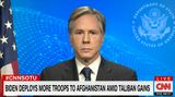 Secretary of State Antony Blinken on Sunday brushed off concerns that the U.S. withdrawal from Afghanistan was rushed and not well panned.