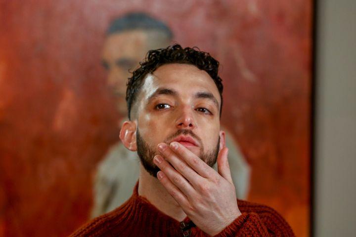 C. Tangana en la presentación de 'El madrileño' el pasado mes de febrero.