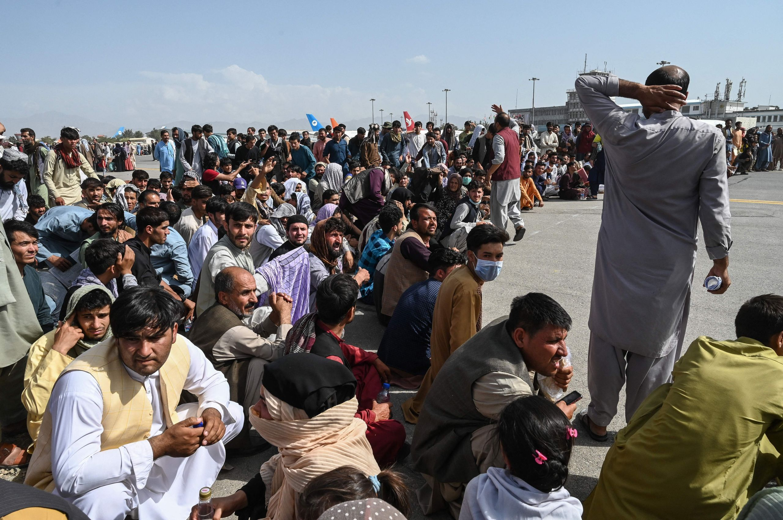 Fall of Kabul: Afghan Refugees Expected to Surge Toward Turkey and Europe