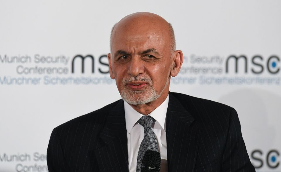 President of Afghanistan Ashraf Ghani fled the country on