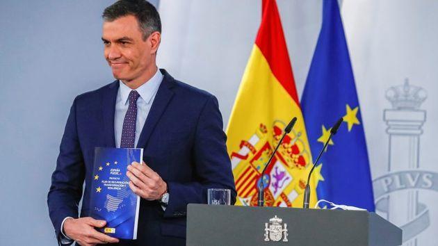 Pedro Sánchez, presidente de