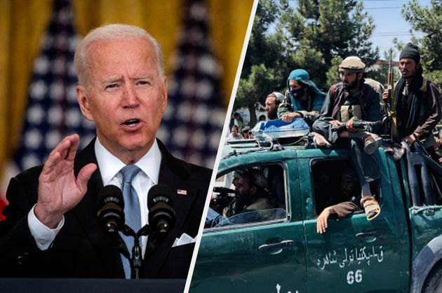 Joe Biden has stood behind his decision to withdraw from