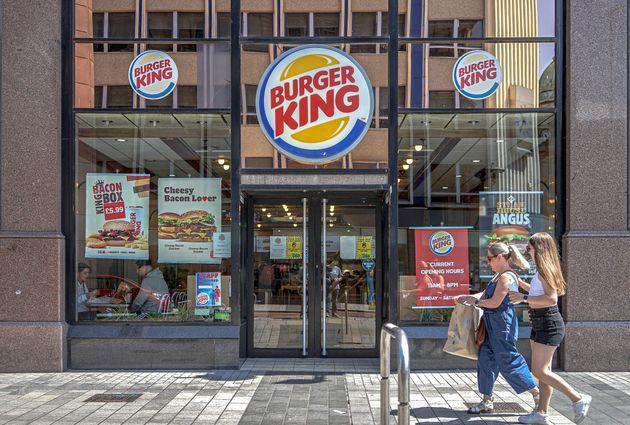 Un restaurante de Burger
