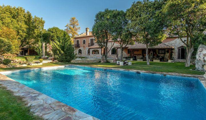 Una piscina de Swimmy ubicada en Madrid.