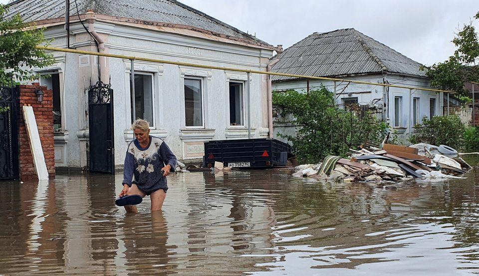 Πώς η κλιματική κατάρρευση θα φέρει παγκόσμια κρίση