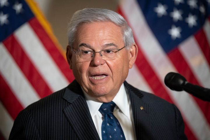 """Sen. Bob Menendez (D-N.J.), the chairman of the Senate Foreign Relations Committee, said this week that he was """"disappointed that the Biden administration clearly did not accurately assess the implications of a rapid U.S. withdrawal."""""""