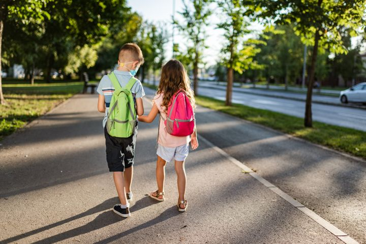 For parents and children living in COVID-19 hot spots, the start to the school year is fraught with safety concerns.