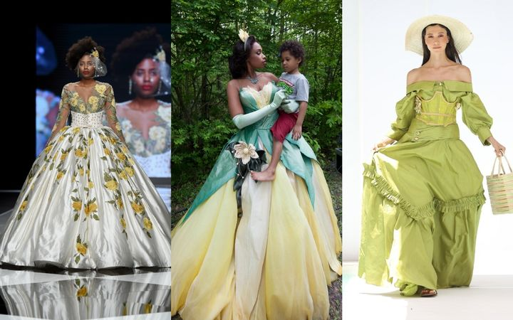 From high fashion runways to Disney photo shoots, there are many sources for princesscore inspiration.