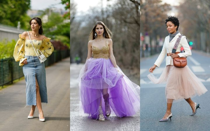 Princesscore is all about tulle, corsets, oversized sleeves and other elements of fairy-tale fashion.