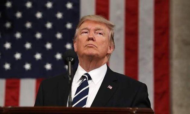 Donald Trump, expresidente de