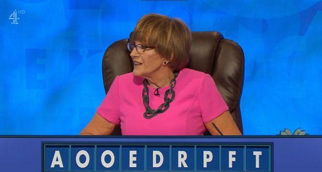 Countdown host Anne