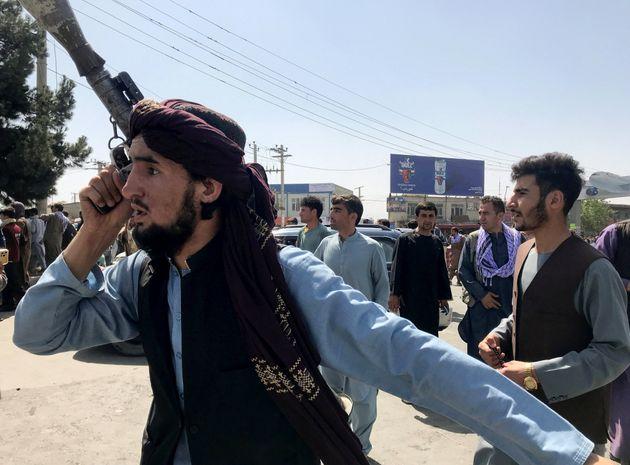 Talibanes en
