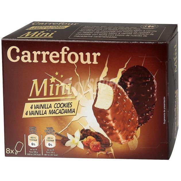 Unos de los helados de Carrefour