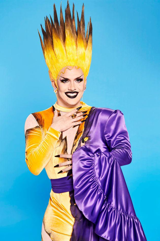 RuPaul's Drag Race UK Series 3 Queens Revealed Ahead Of Show's September