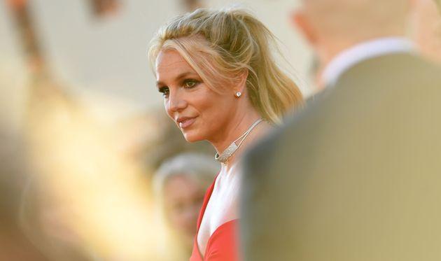 Britney Spears, ici au mois de juillet