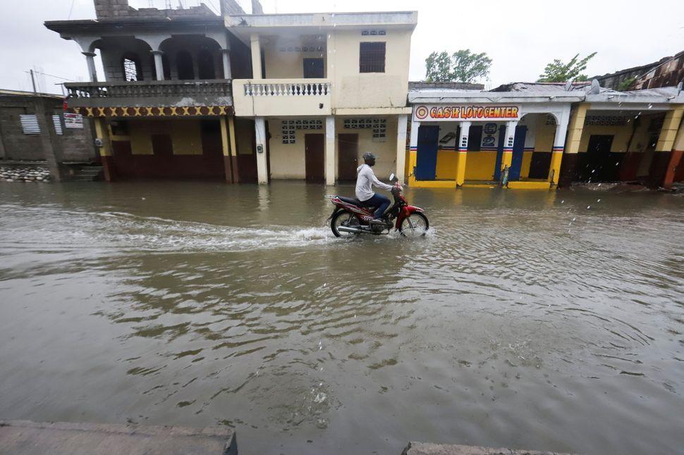 Haiti's Week Of Horror: Island's Back-To-Back Disasters In