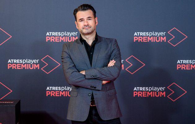 Iñaki López (laSexta), en un acto de