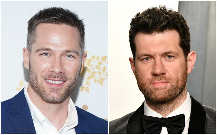 Judd Apatow's Gay Romantic Comedy Casts A Love Interest For Billy Eichner