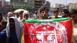 Los talibanes responden con violencia a las primeras protestas contra su control de