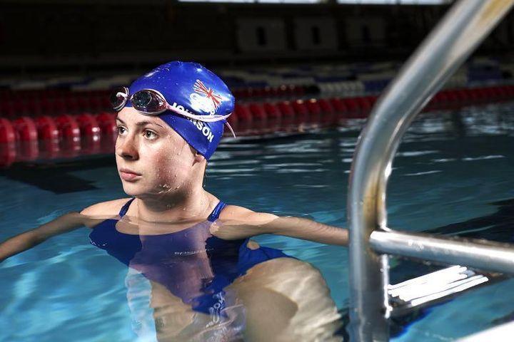 Paralympian Liz Johnson: 'Sport isn't all we can do'