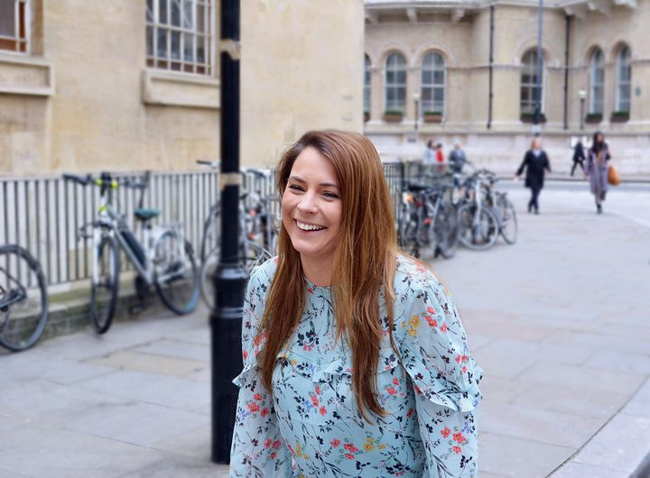 Liz Johnson: 'We're capable of working in any sector of our choosing'