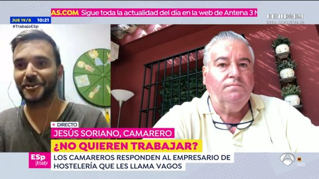 Jesús Soriano contesta al empresario