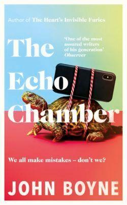 Portada de 'The echo chamber'