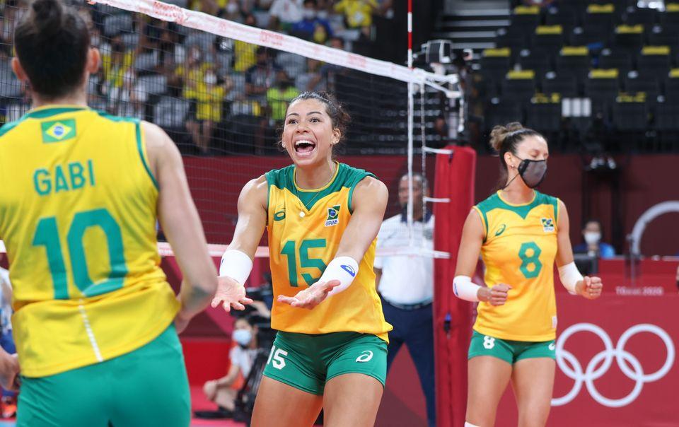 2020 도쿄올림픽 브라질 여자배구