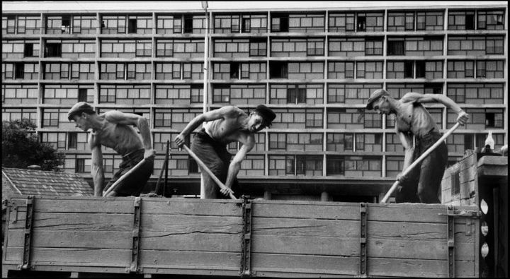 Rumanía, 1958. © Inge Morath / Magnum Photos