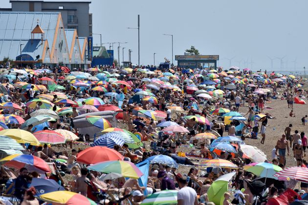 Heatwaves are becoming more frequent in the