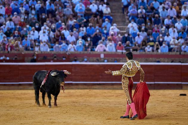 El torero Miguel Angel Perera en