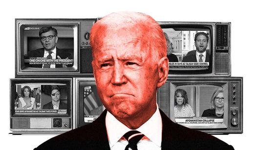 Why Joe Biden Is Incensed Over US Media's Hawkish Coverage Of Afghanistan