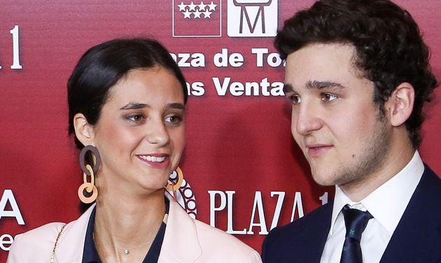 Victoria Federica (izquierda) y Froilán